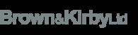 Brown & Kirby Ltd Logo