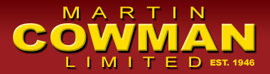 Martin Cowman Ltd Logo